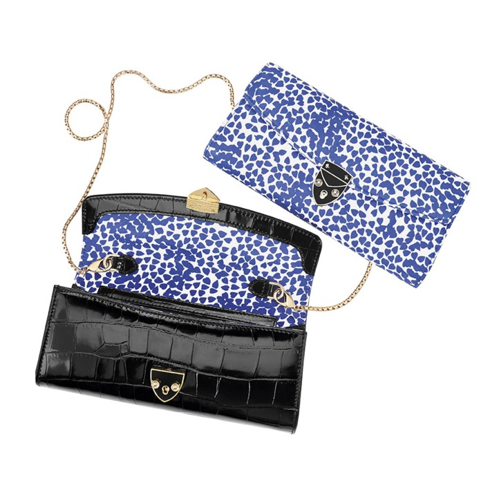 The Blue Heart Bag