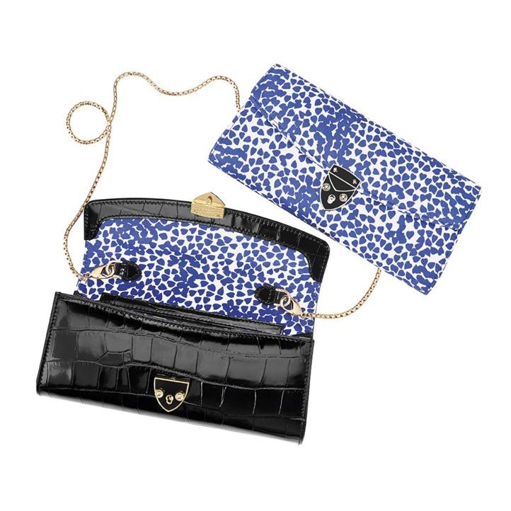 The Blue Heart Bag