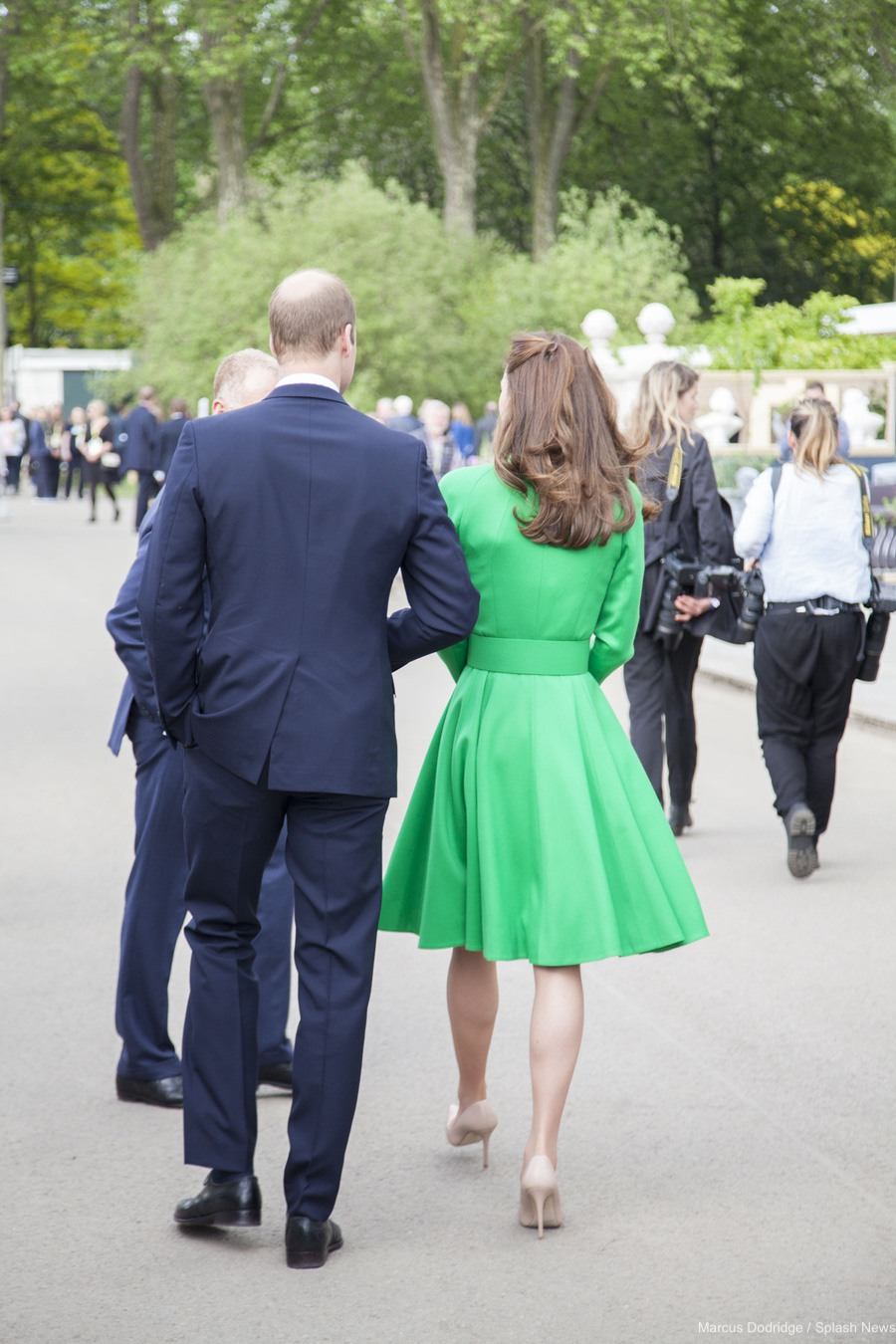 "William and Kate call each other ""darling"" a lot"