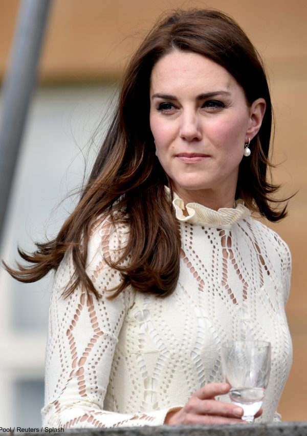 "Kate repeats her See By Chloe dress for the ""Party at the Palace"" event"