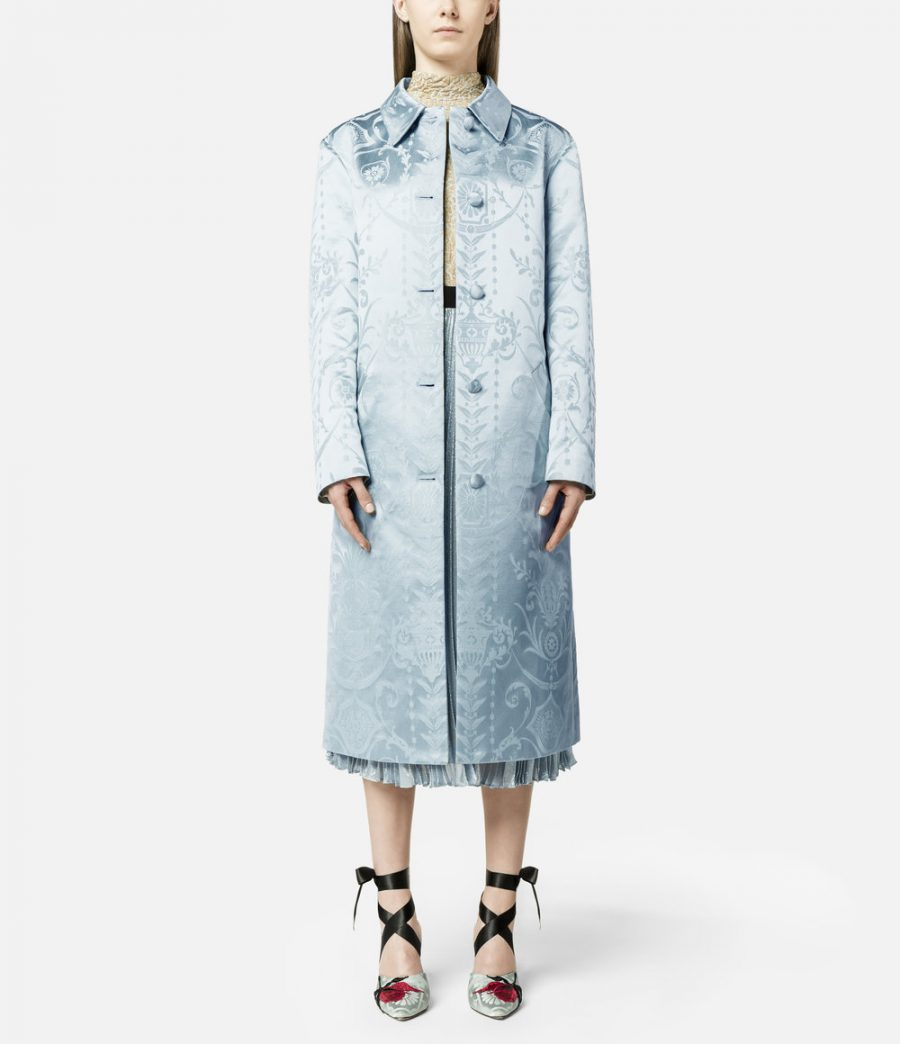Christopher Kane Beauty and the Beast coat