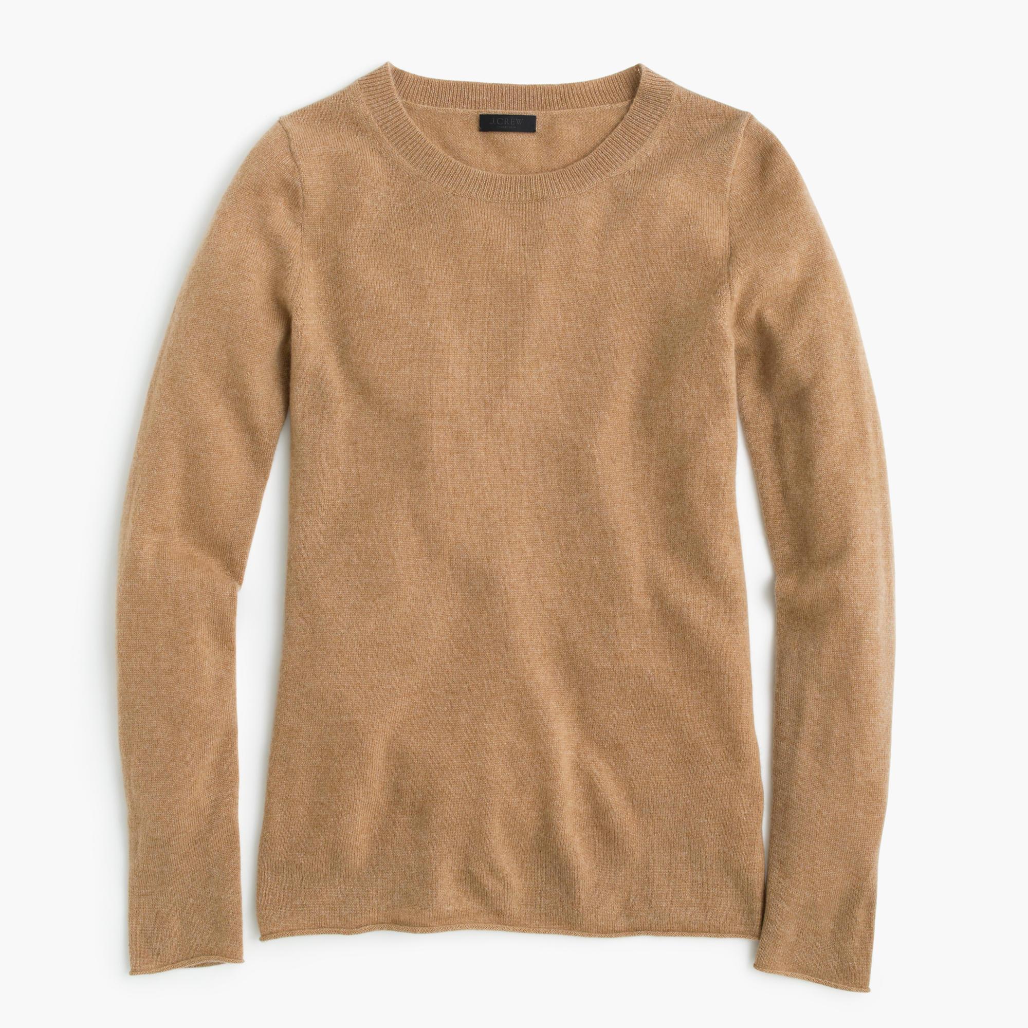 Jcrew Sweater in Camel