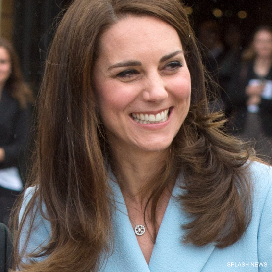 Kate Middleton's Necklace in Luxembourg