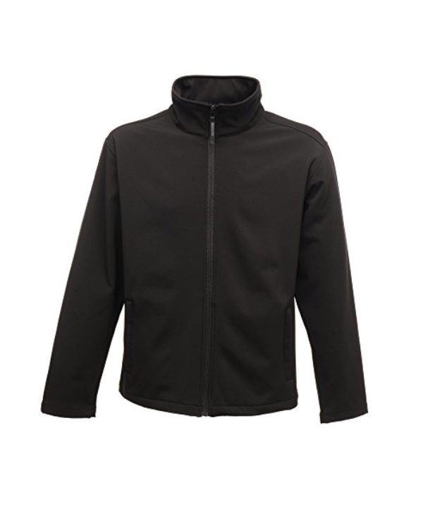 Regatta Professional Black Softshell Jacket