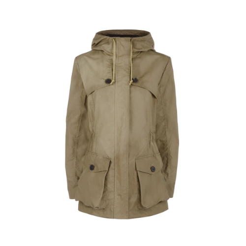 Troy London Khaki Parka