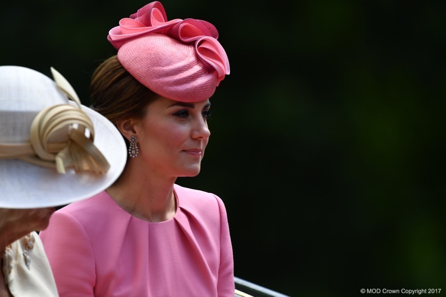 Kate Middleton's hat