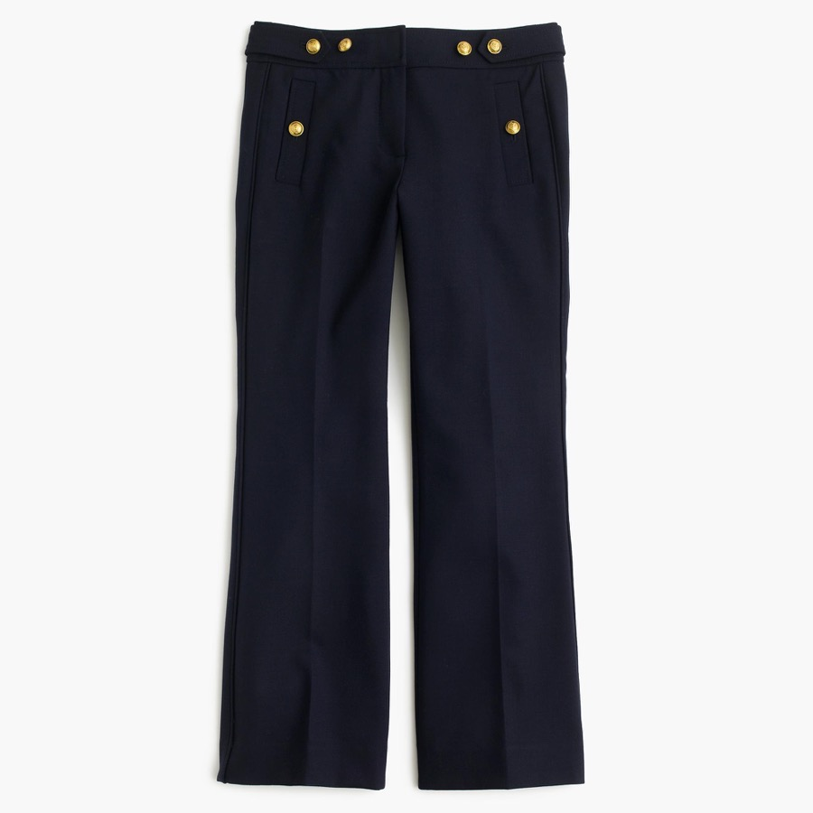 Kate Middletons JCrew Sailor Pants