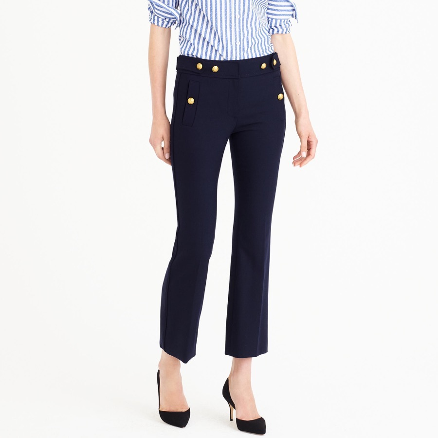 JCrew Sailor Pants