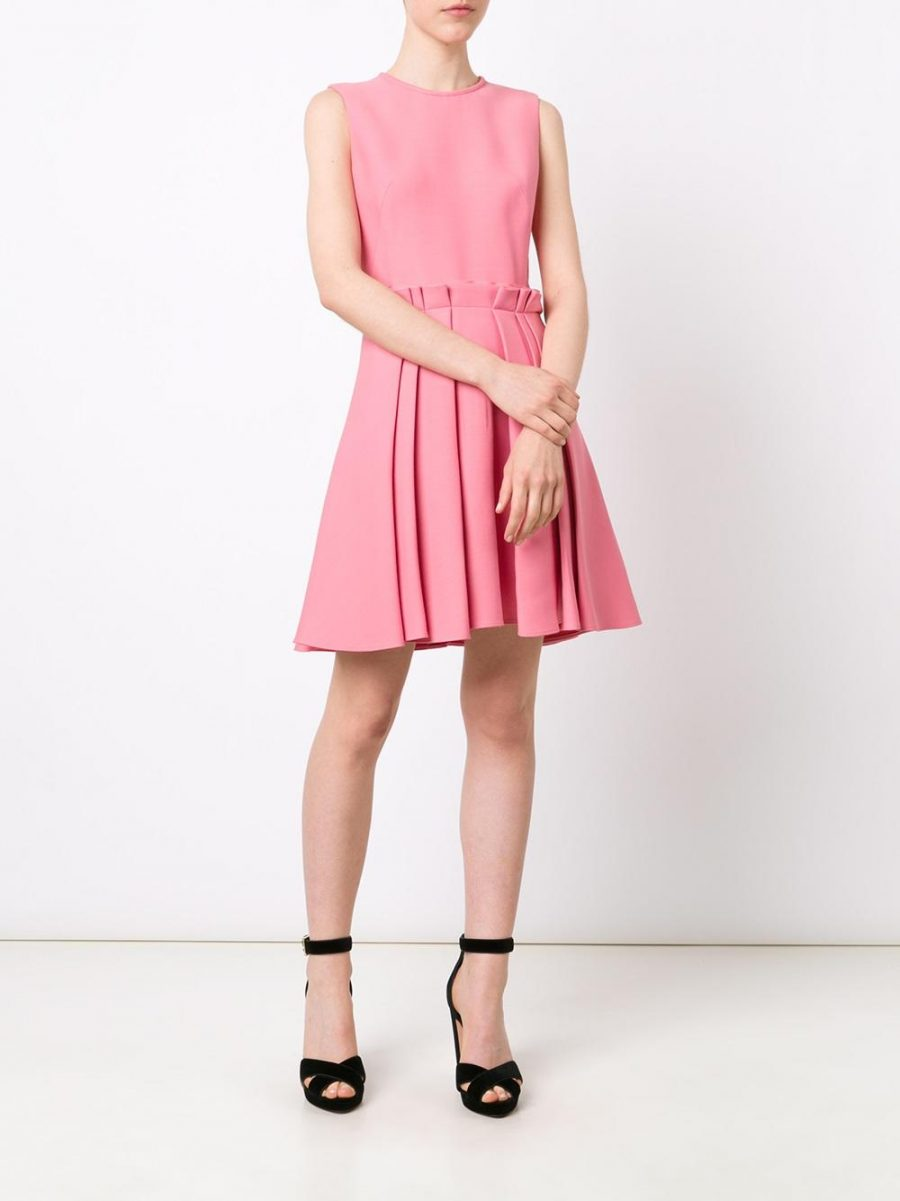 Pink Alexander McQueen Dress