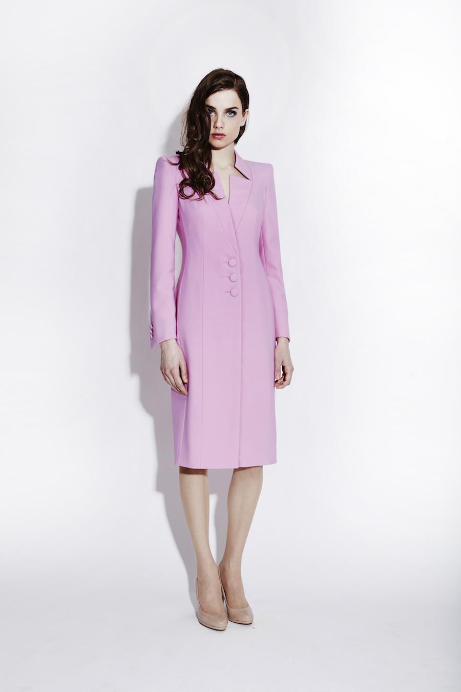 Catherine Walker Clematis Star coat