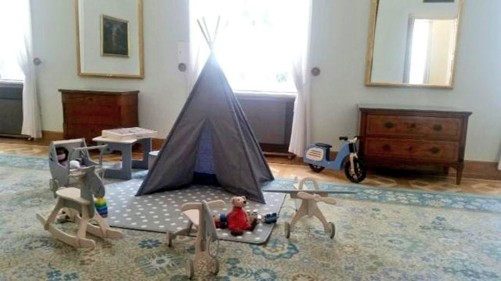 George and Charlotte's Playroom