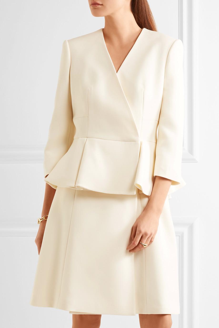 Kate Middleton's Alexander McQueen Coat Dress in Poland