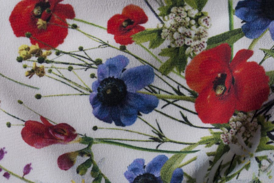 Fleurs Sauvages fabric