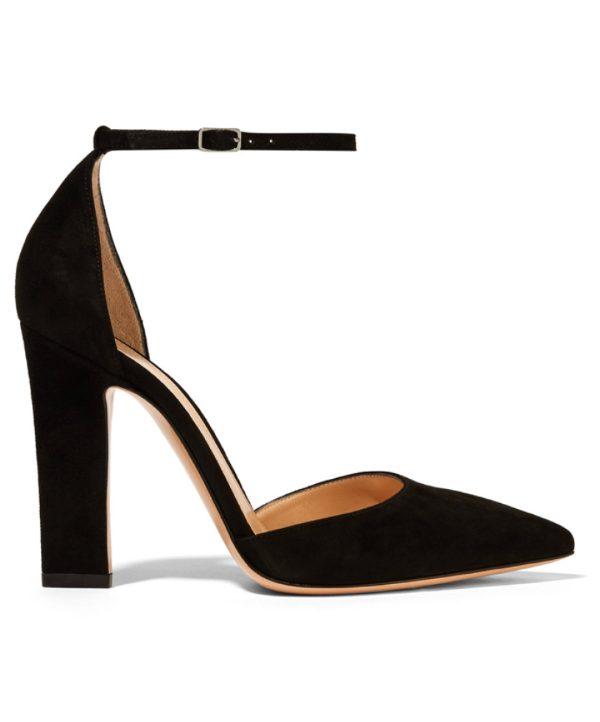 Gianvito Rossi d'Orsay sandals