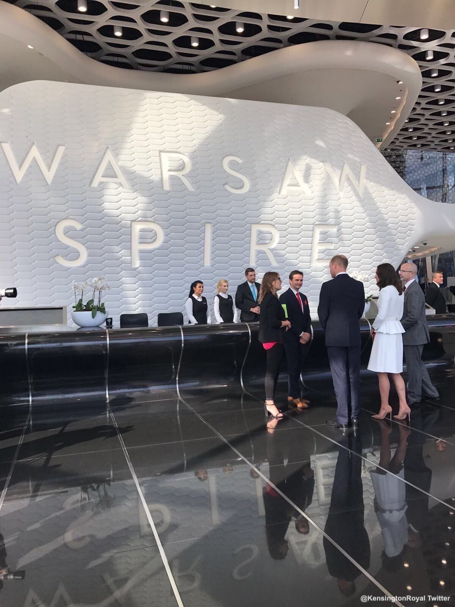 Warsaw Business incubator event