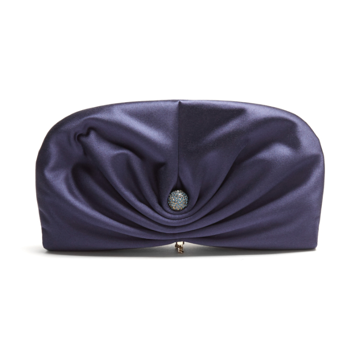 Kate Middleton's blue clutch bag in Berlin, Germany