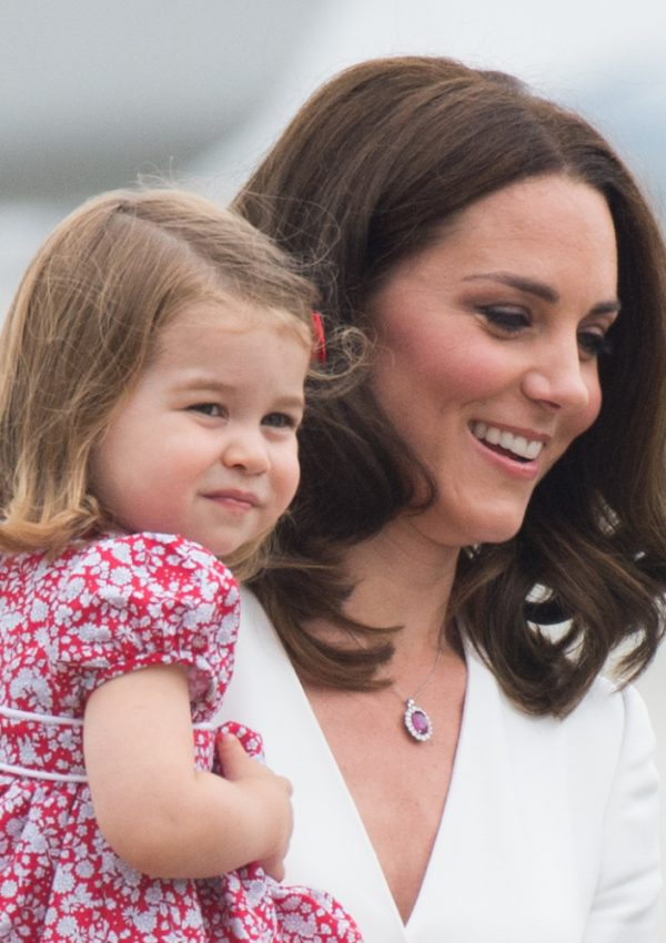 William, Kate, George & Charlotte visit Warsaw, Poland