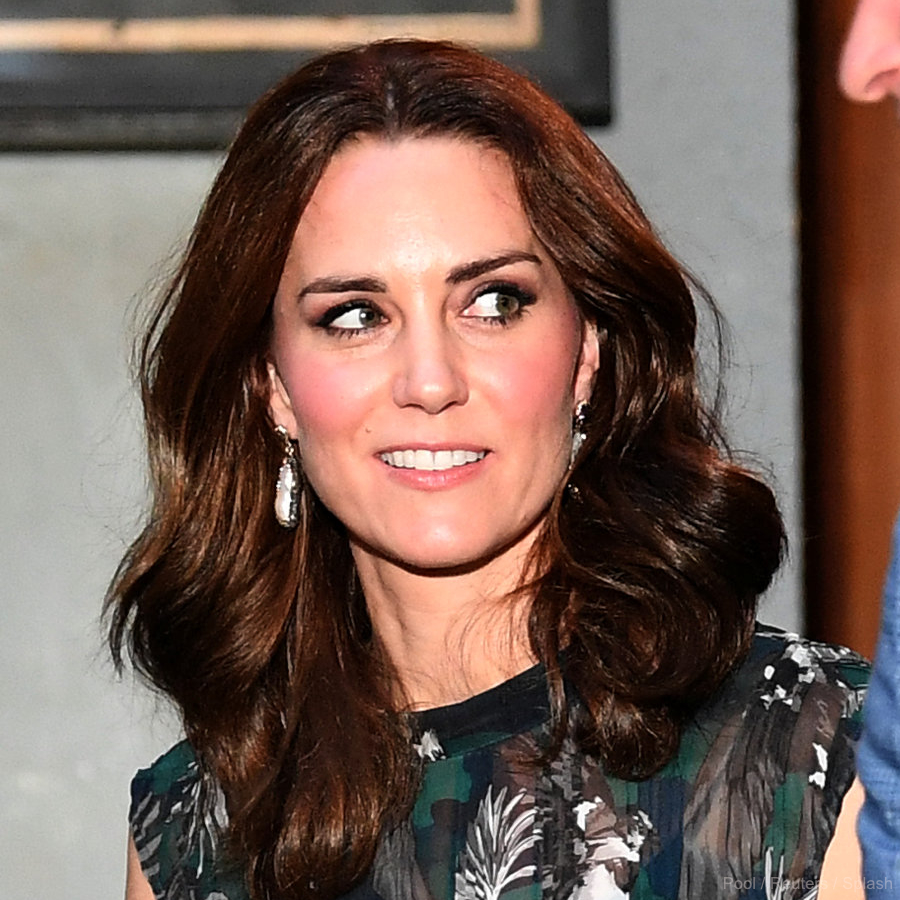 Kate Middleton's Soru earrings
