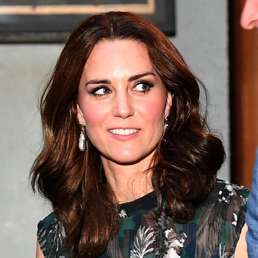 Kate Middleton's Soru earrings