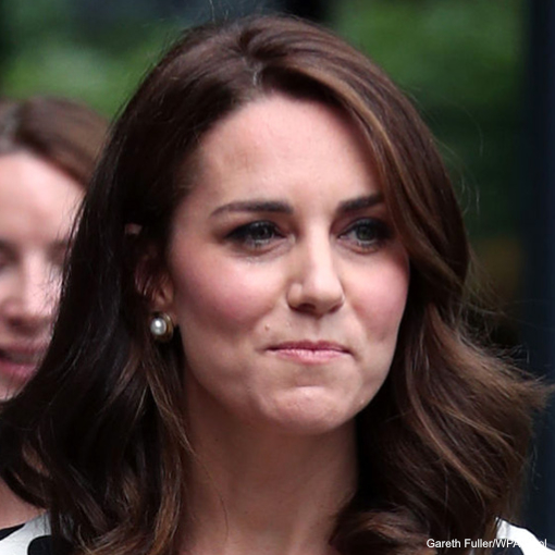 Kate Middleton's earrings at Wimbledon