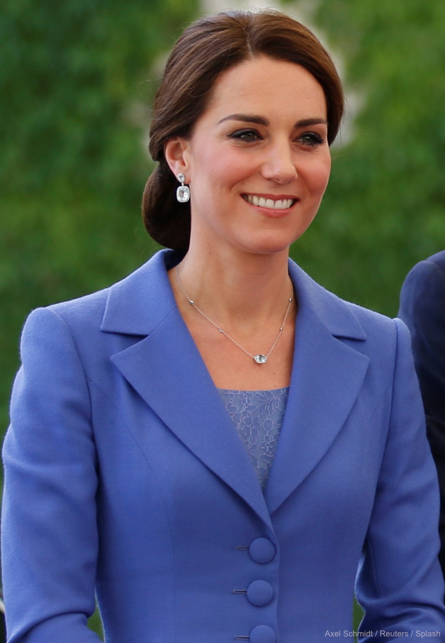 Kate Middleton's outfit in Berlin, Germany