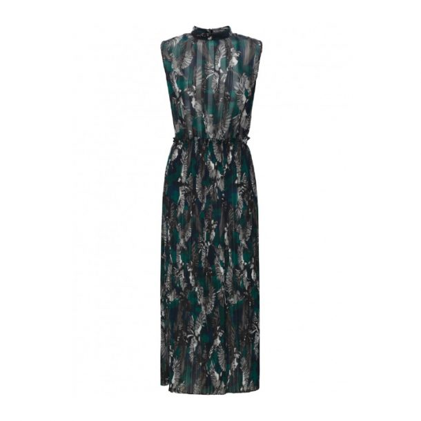 Markus Lupfer Arabella Dress in Teal