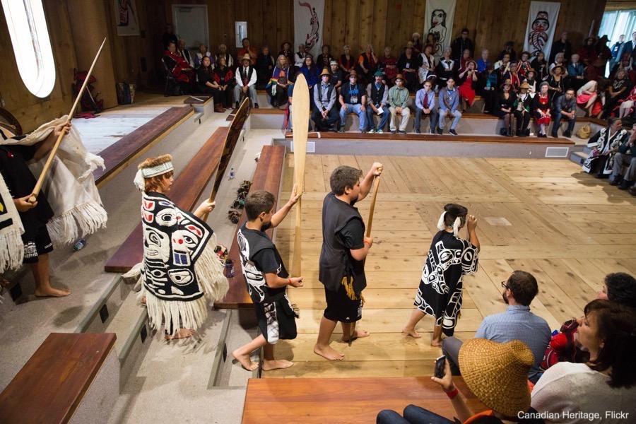 Kate Middleton and Prince William visit Haida Gwaii