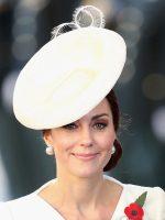 Kate attends Centenary of Passchendaele commemorations in Belgium
