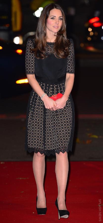 Kate Middleton wearing her Jimmy Choo Cosmic pumps