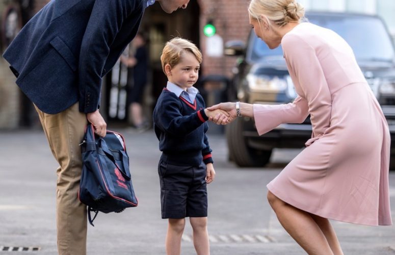 Royal round-up:  Prince George's first day at school; is Kate 11 weeks pregnant? + more…