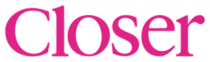 Closer magazine logo