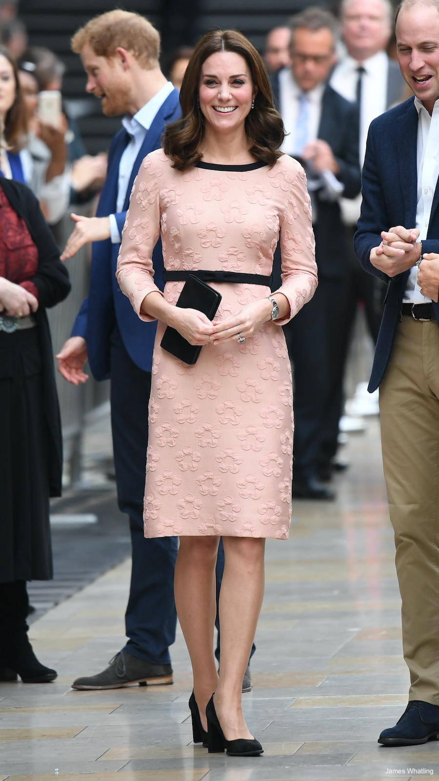 orla kiely raised flower dress 183 kate middleton style blog