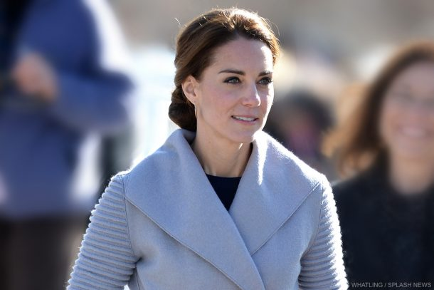 Kate Middleton - Royal Roundup October 2017