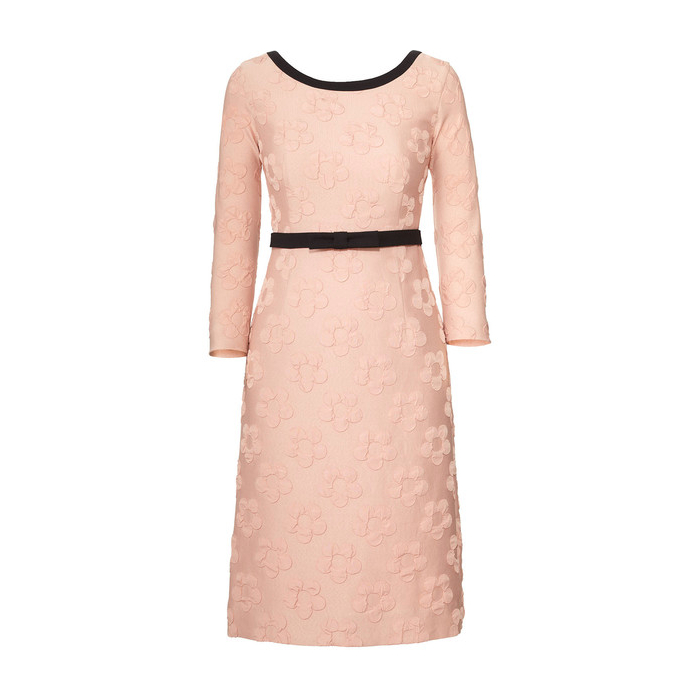 Orla Kiely Raised Floral Dress