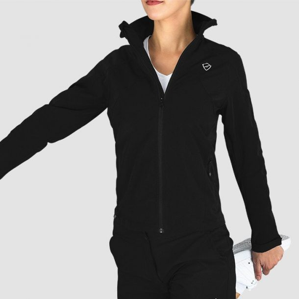 Black PlayBrave Tennis Jacket, as worn by Kate Middleton