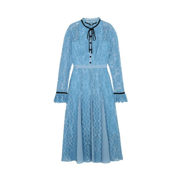 f379f7cf5e05 Temperley London Eclipse midi dress · Kate Middleton Style Blog
