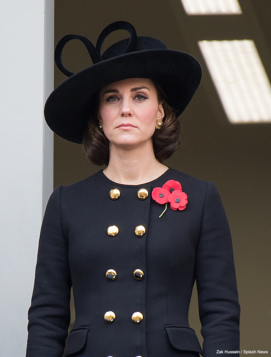 Kate Middleton's Dolce & Gabbana Coat