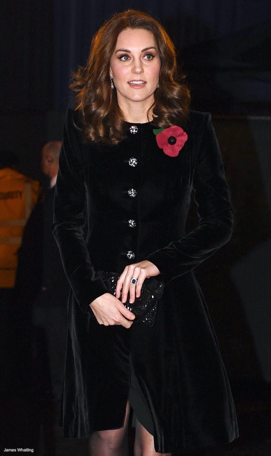 Kate Middleton at the 2017 Festival of Remembrance