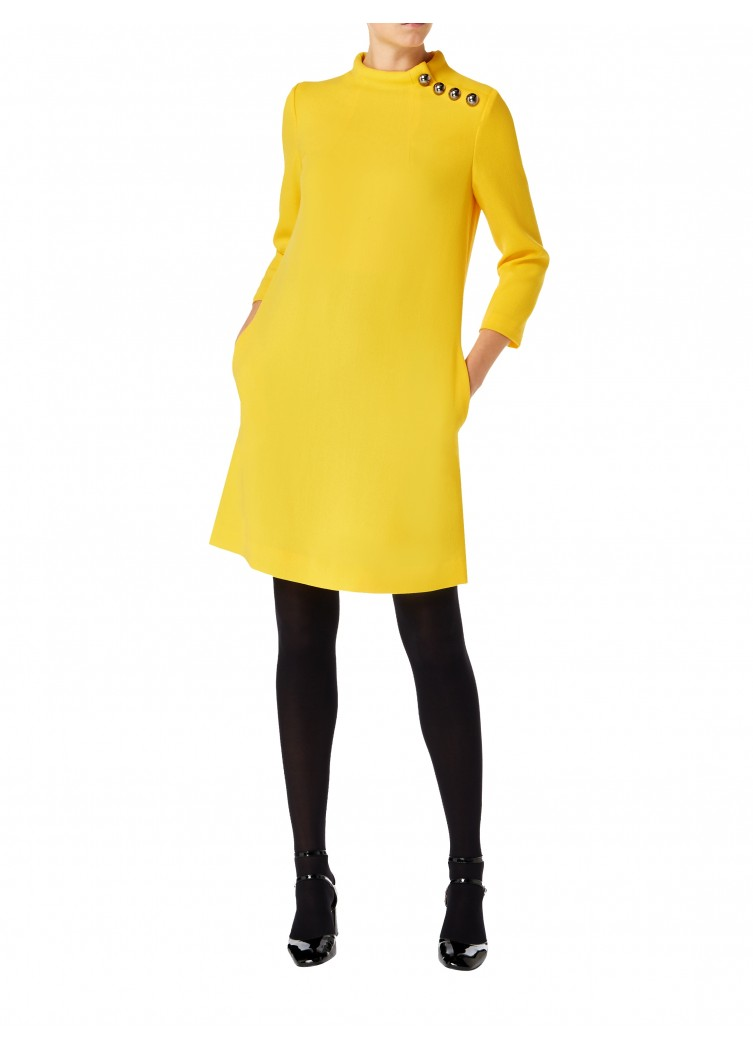 Goat Eloise Marigold Yellow