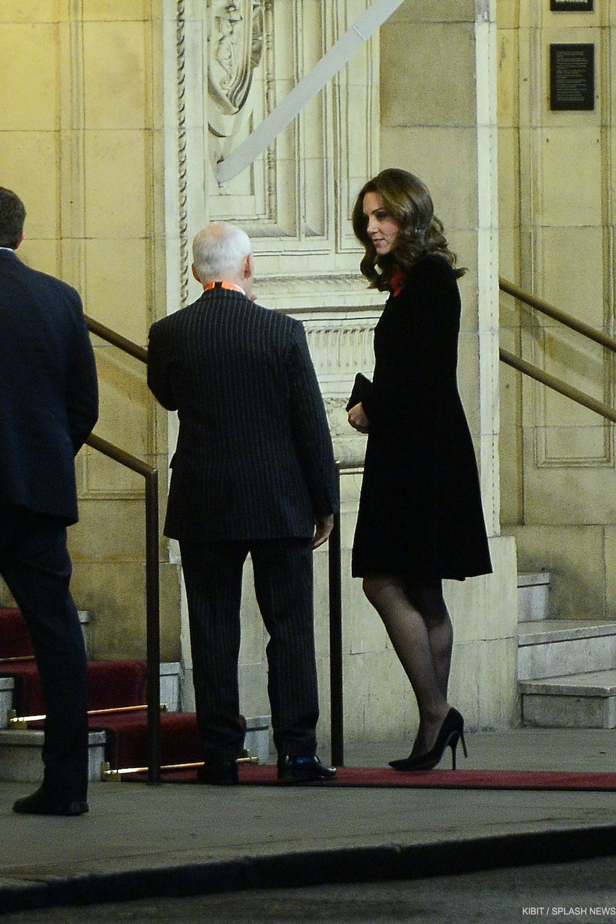 Kate Middleton at the 2012 Festival of Remembrance
