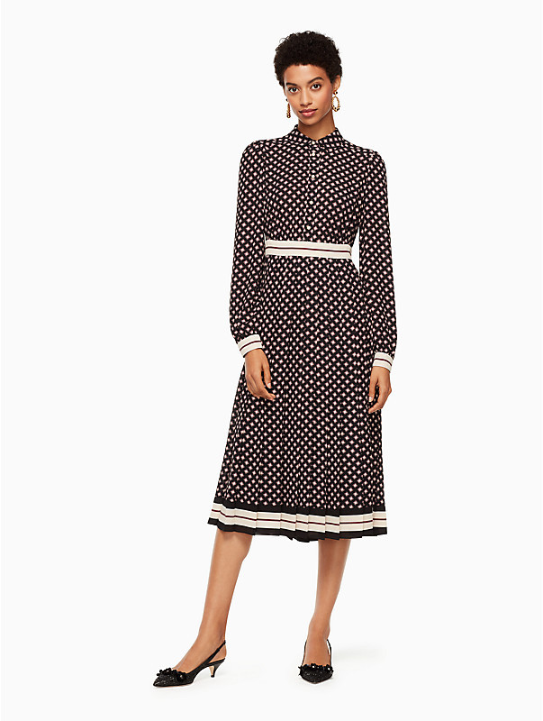 Kate Spade Diamond Shirtdress