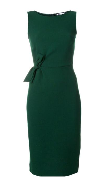 Meghan Markle's green dress