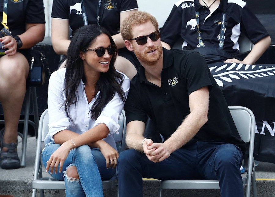 Meghan and Prince Harry Engaged!