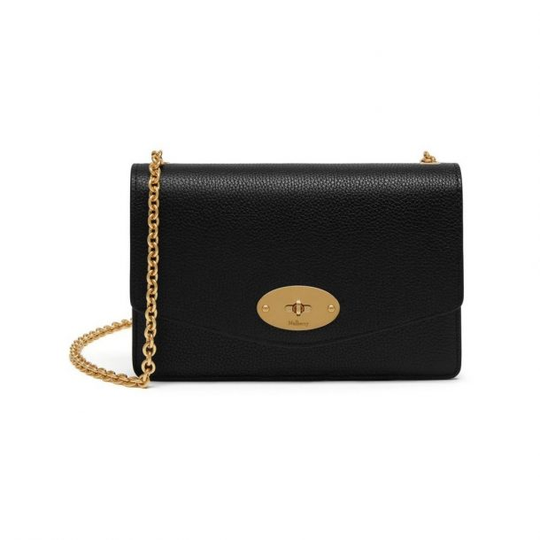 Mulberry Darley in Black