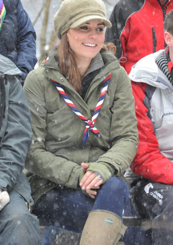 Win a pair of Le Chameau boots – as seen on Kate!