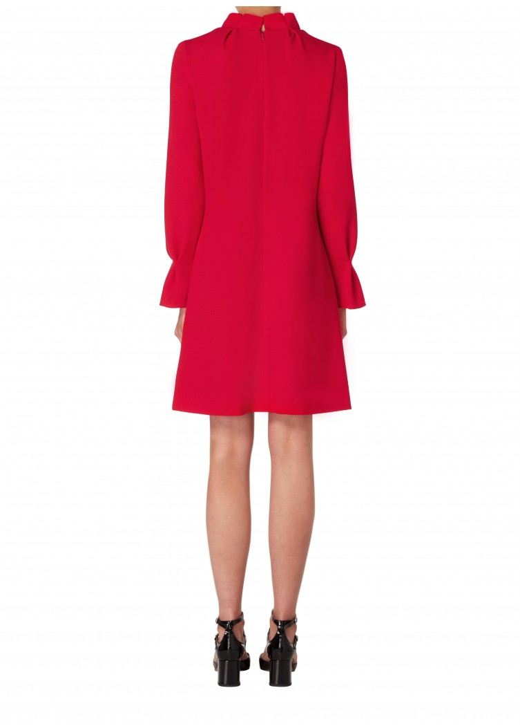 Goat Elodie Dress in Red