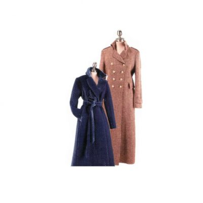 Moloh Turpin Tweed Coat