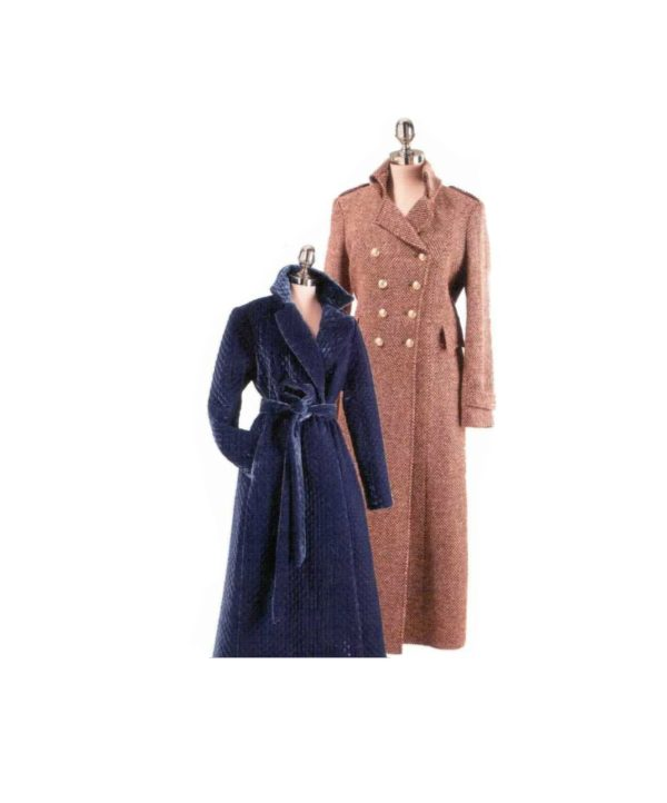 Moloh Turpin Tweed Coat