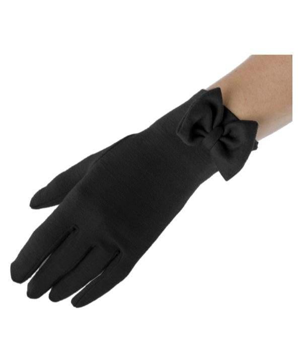 Cornelia James Beatrice Bow Gloves
