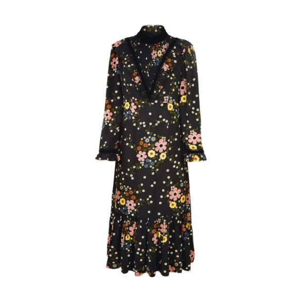 Orla Kiely Margaret Smock Dress as worn by Kate Middleton